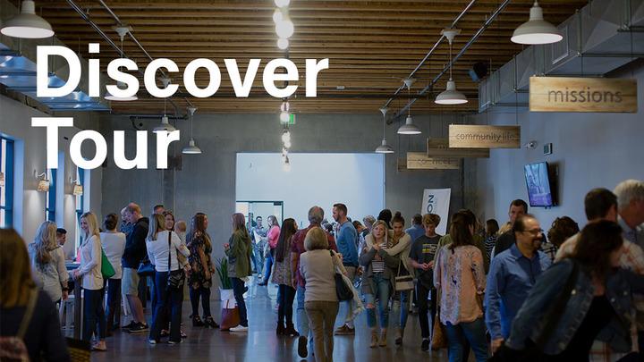 Discover Tour logo image