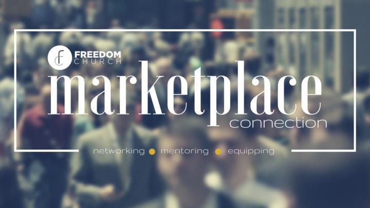Marketplace Connection - November 18 logo image