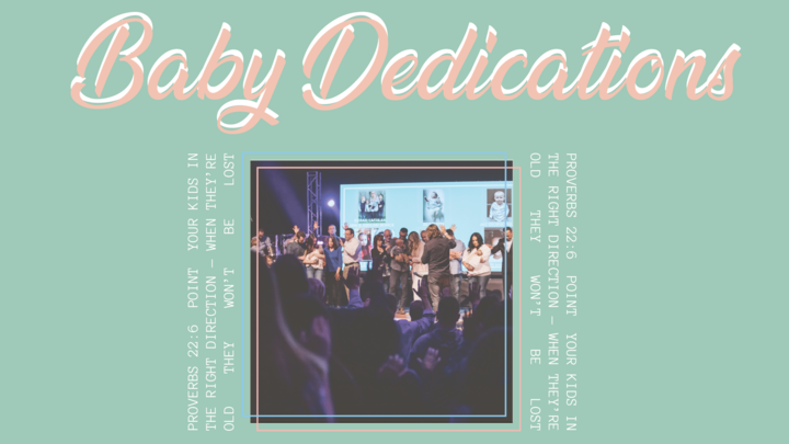 Baby Dedications logo image