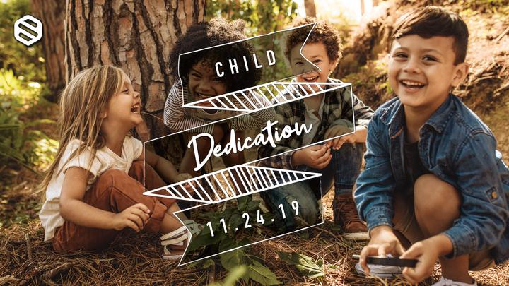 Child Dedication Registration - Due 11/17/19 logo image