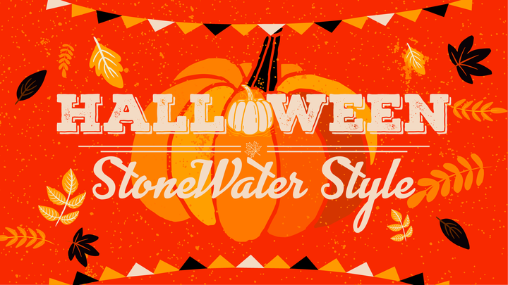 AC » Halloween: StoneWater Style | Serve Opportunity logo image