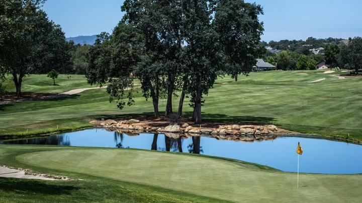 Men's Golf Event logo image