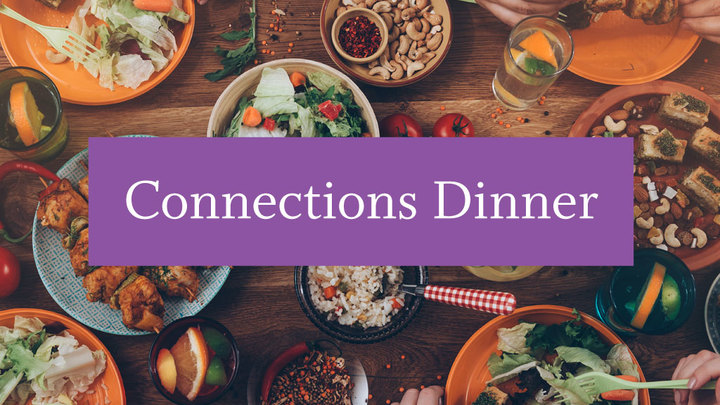 Connections Dinner   East Van Site logo image