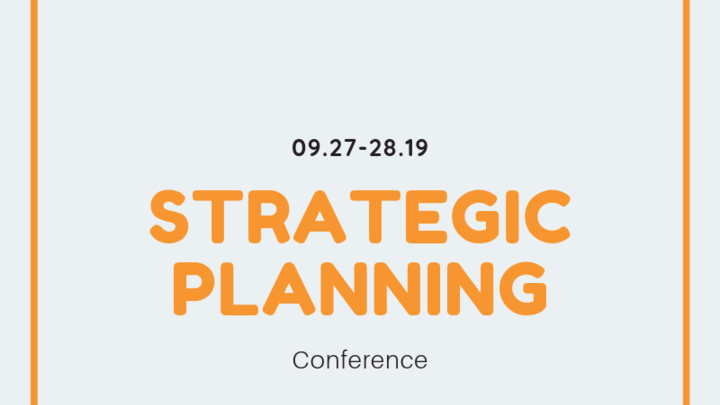 Strategic Planning Conference logo image