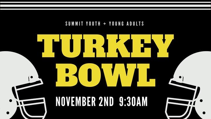 Turkey Bowl (Flag Football) logo image