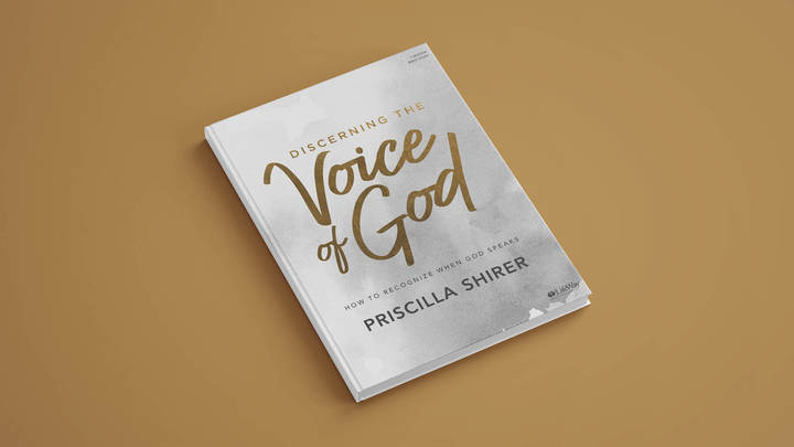 Discerning the Voice of God - Priscilla Shirer Study logo image