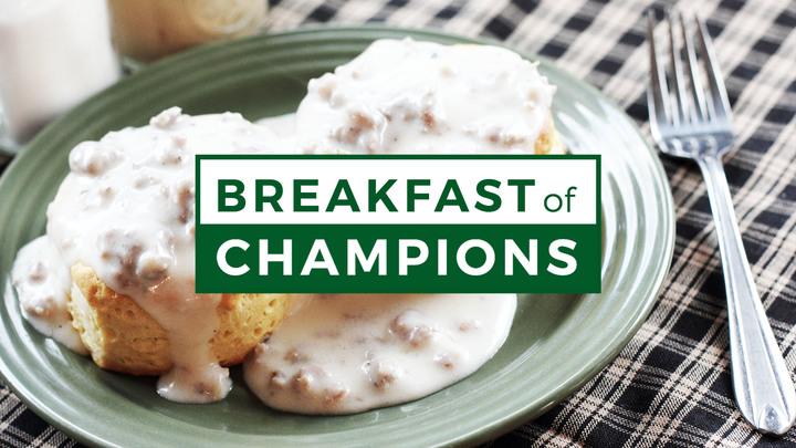 Breakfast of Champions logo image