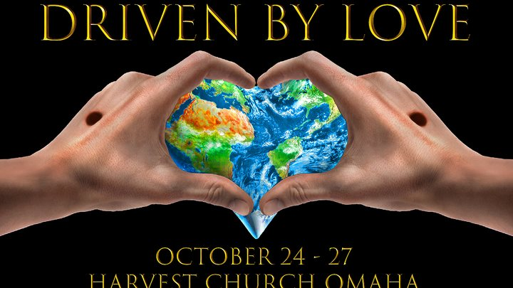 "Mission Conference - ""Driven by Love"" logo image"