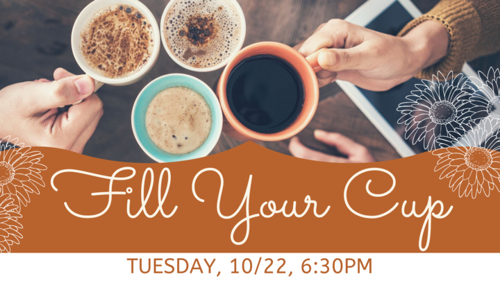 Fill Your Cup - Women's Ministry Night logo image