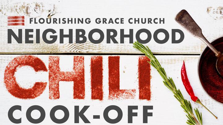 2019 Chili Cook-off COOK REGISTRATION  logo image