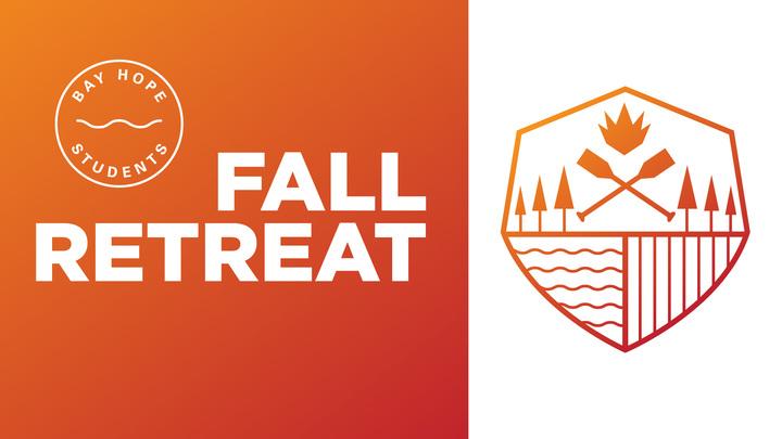 Middle School Fall Retreat  logo image