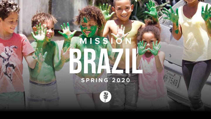 Mission Brazil Spring 2020 logo image