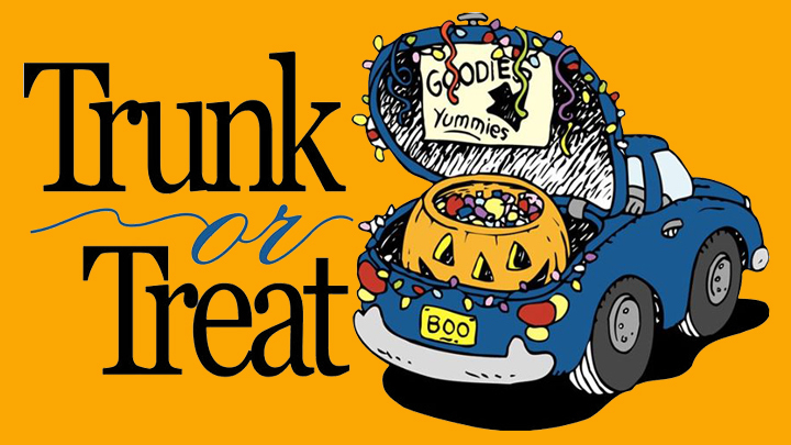Trunk-or-Treat Volunteer logo image