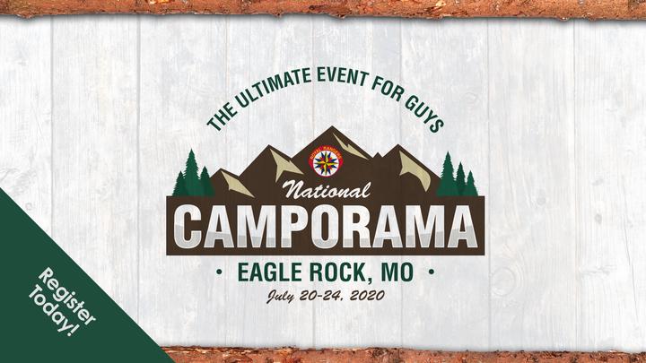 National Camporama logo image