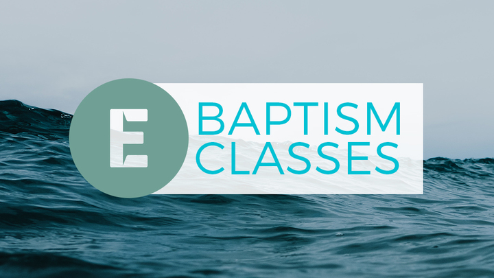 Baptism Preparation Classes for November 2019 Baptism logo image