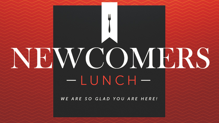 Newcomer's Lunch (Oct 20, 2019) logo image