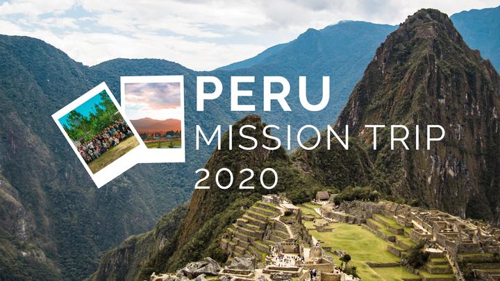 Peru 2020 logo image