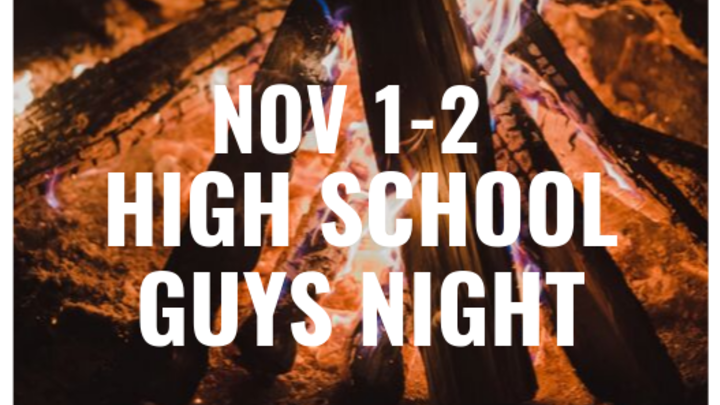 High School Guys Night logo image