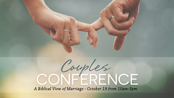 Couple's Conference logo image