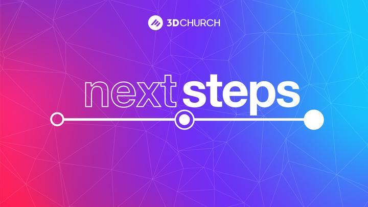Next Steps 1.0 logo image