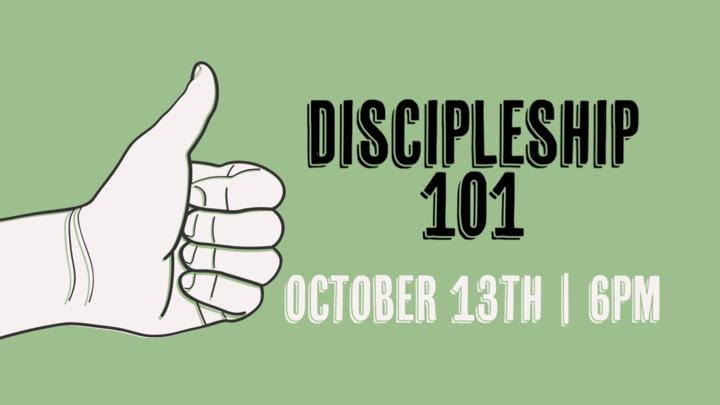 Discipleship 101 logo image