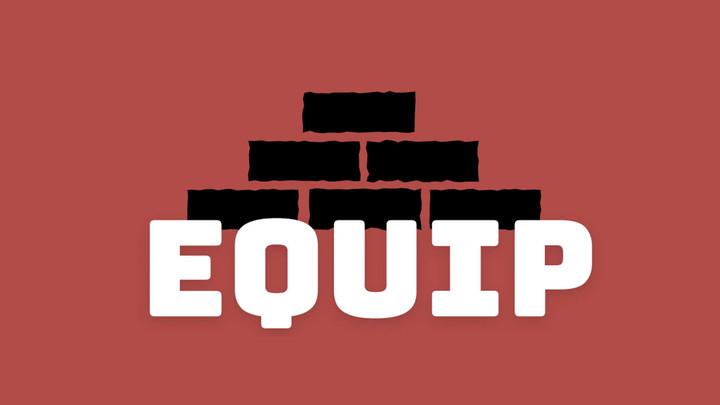 Equip logo image