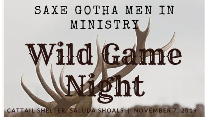 Wild Game Night logo image