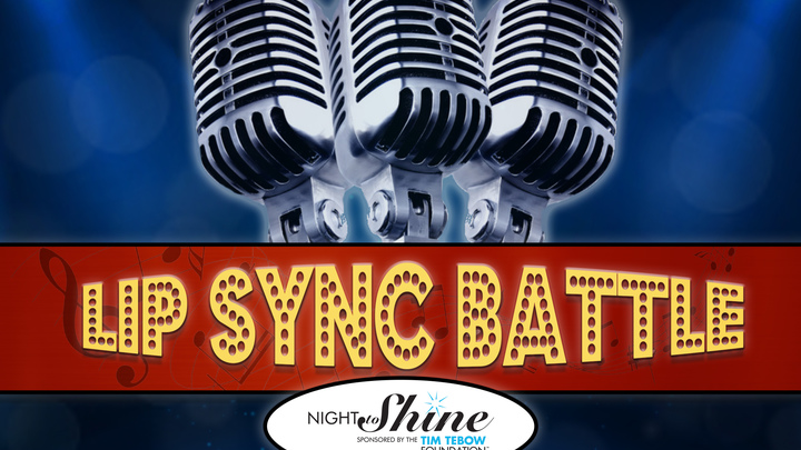 LipSync Battle - Night to Shine Fundraiser logo image