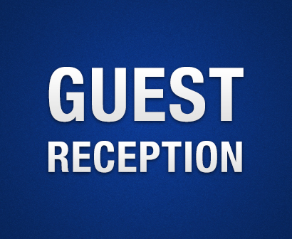 Guest recep