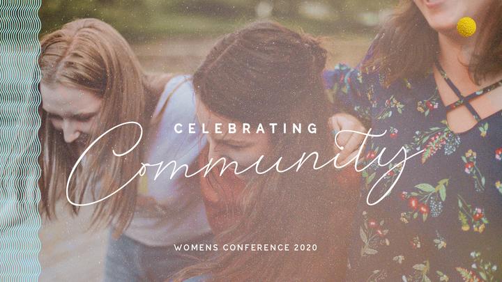 Women's Conference 2020 - Celebrating Community logo image