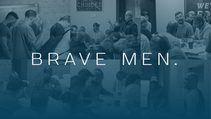 Brave Men logo image