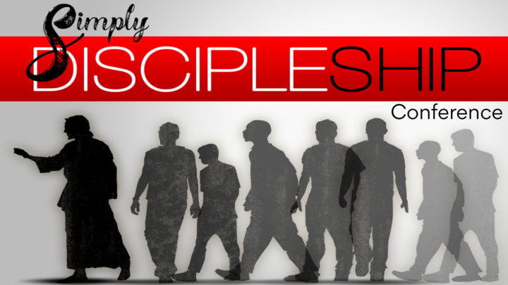 Simply Discipleship Conference logo image