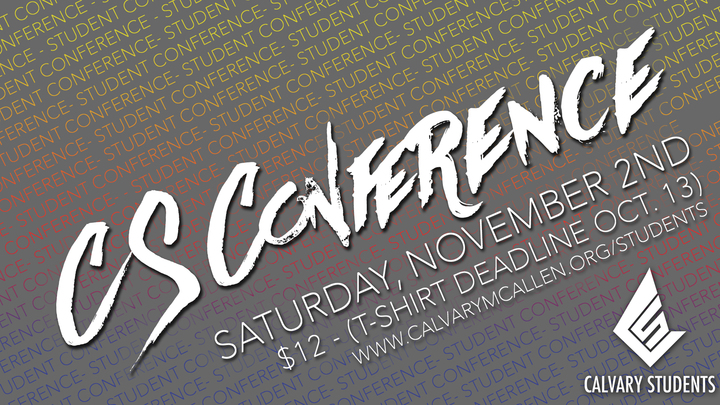 Calvary Student Conference logo image