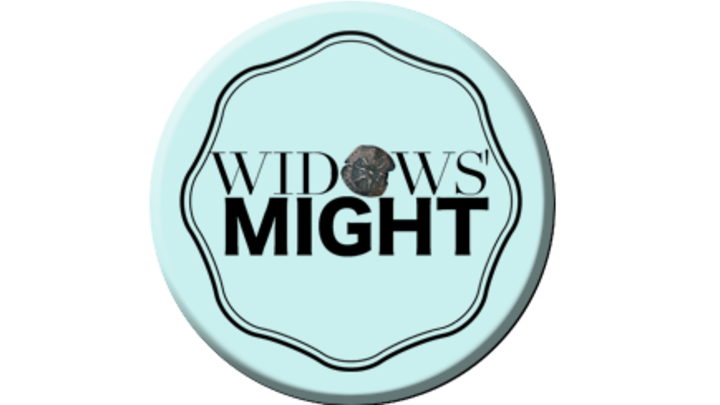 Widows' Might Support Group - Monthly Meeting logo image
