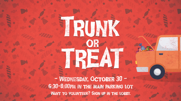 OKC | Trunk or Treat Volunteer Sign Up logo image