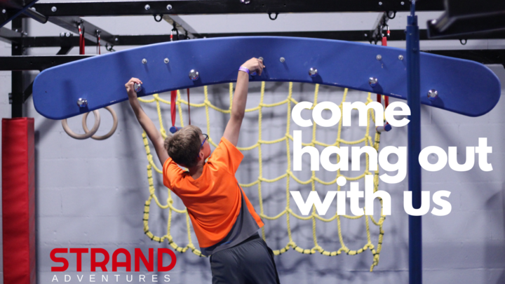 Hope Church Family Event - Strand Adventures logo image