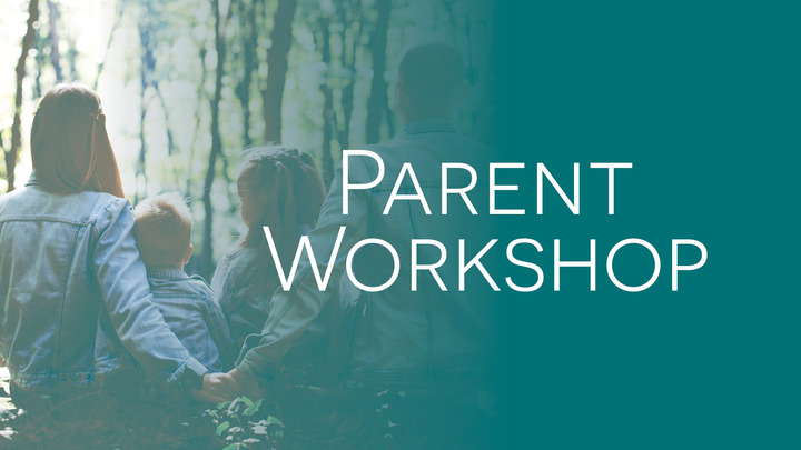 Parent Workshop: Developing a Spiritual Strategy & Plan for your Family logo image