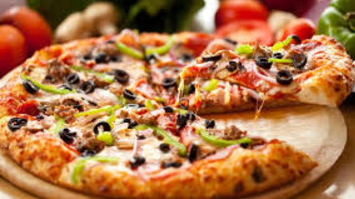Pizza with Pastors logo image