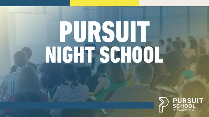 Pursuit Night School logo image