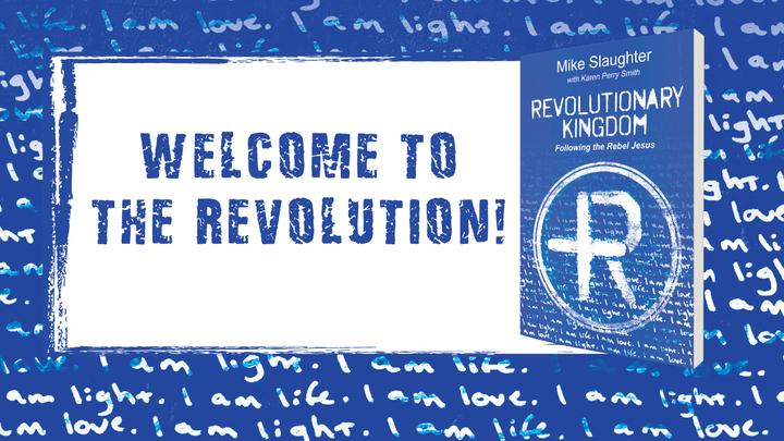 Revolutionary Kingdom Small Group logo image