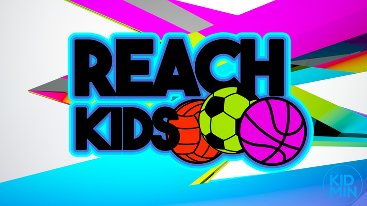 REACH Kids Conference logo image