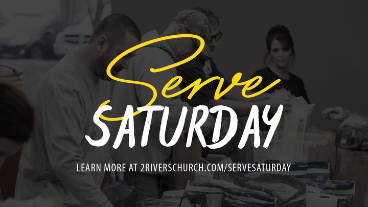 Serve Saturday (Oct 12th) logo image