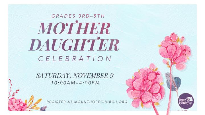 Mother Daughter Celebration logo image