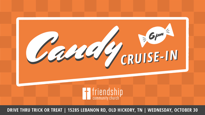 Candy Cruise-In Volunteers logo image