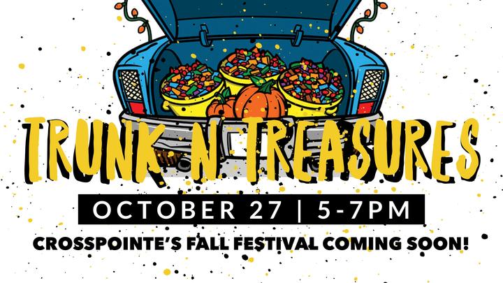 Fall Festival: Trunk N Treasures logo image