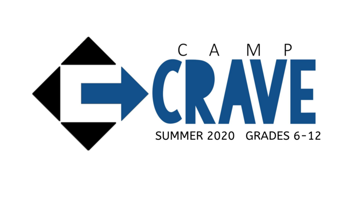 Camp Crave 2020 logo image