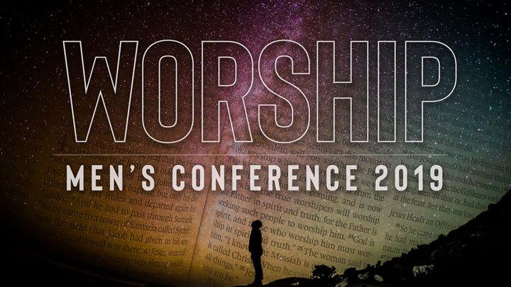 2019 Men's Conference logo image