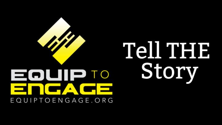Equip to Engage Training logo image