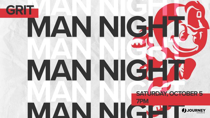 GRIT Man Night logo image