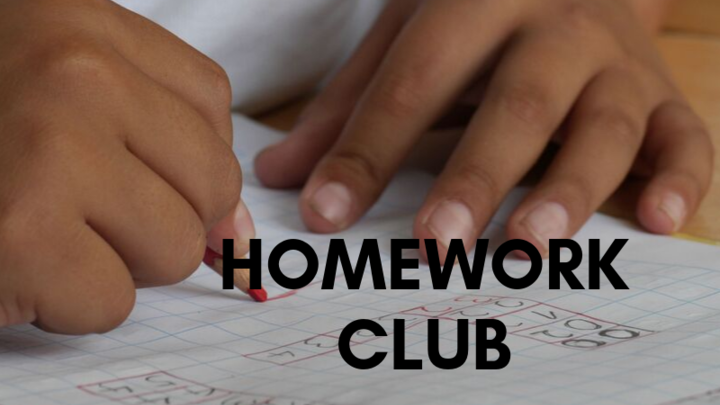 Syrian After School Homework Club logo image